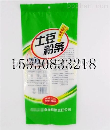 天津奶油蛋糕OPP充气复合膜红薯粉条包装袋