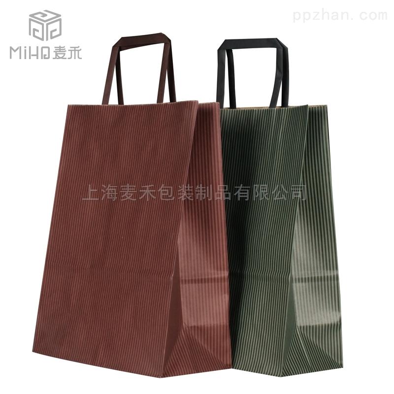 牛皮纸袋定做批发-环保手提袋-服装纸袋批发