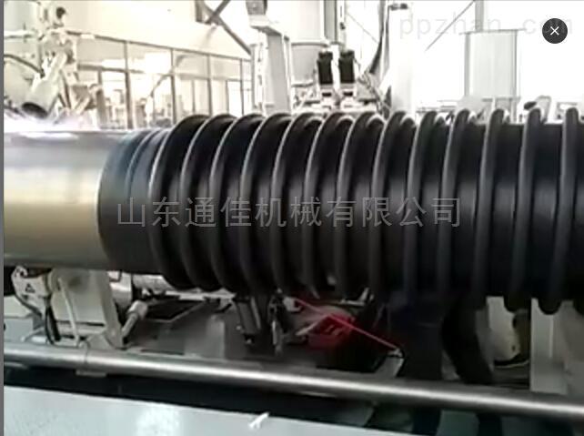 克拉管生产线柔性管设备报价