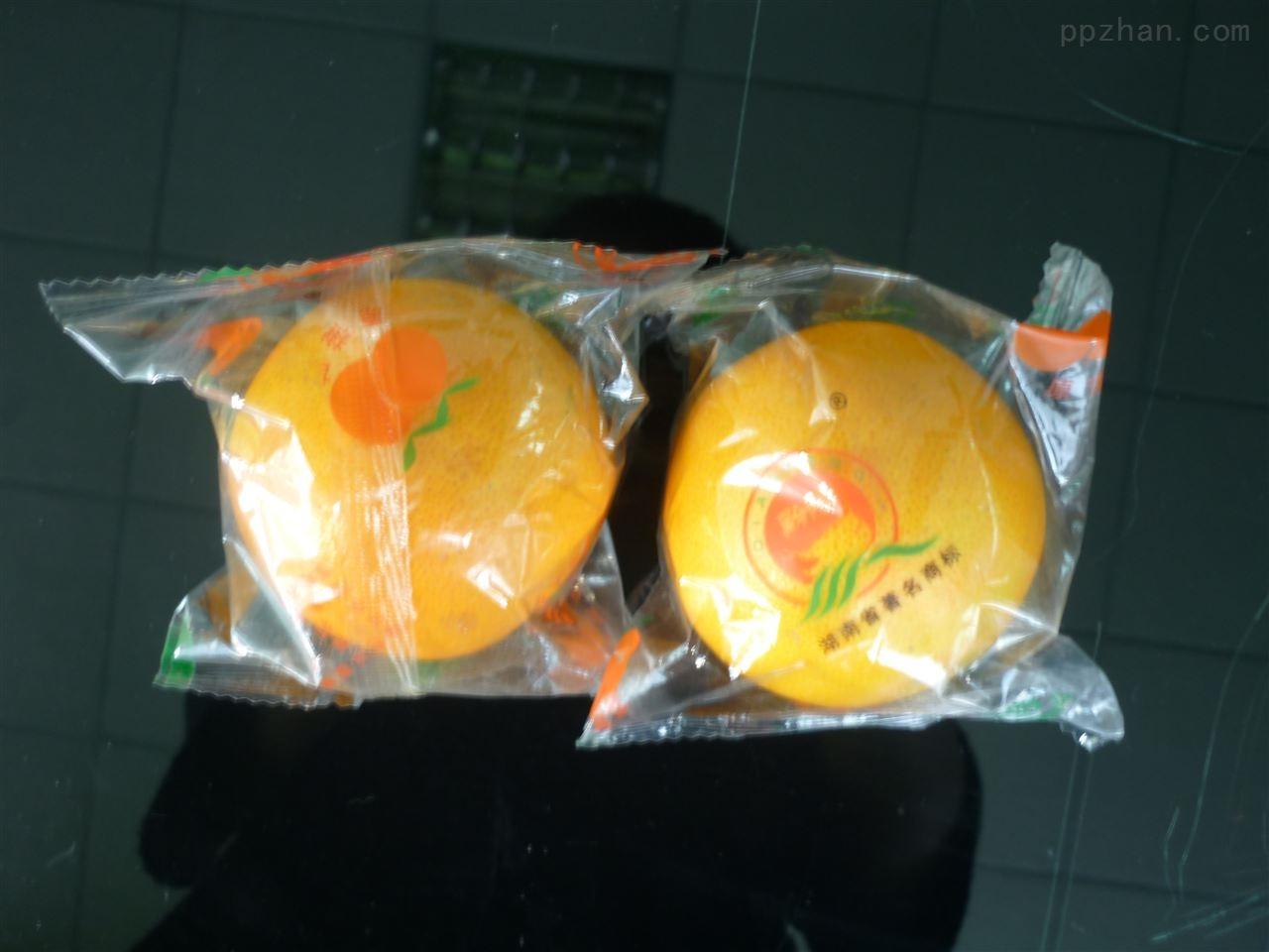 冰糖橙自动套袋机