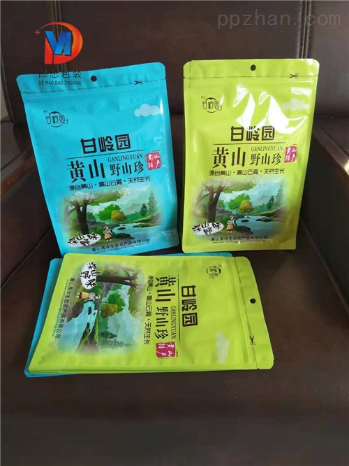 速冻花胶鱼胶包装袋图冷冻食品真空袋工艺