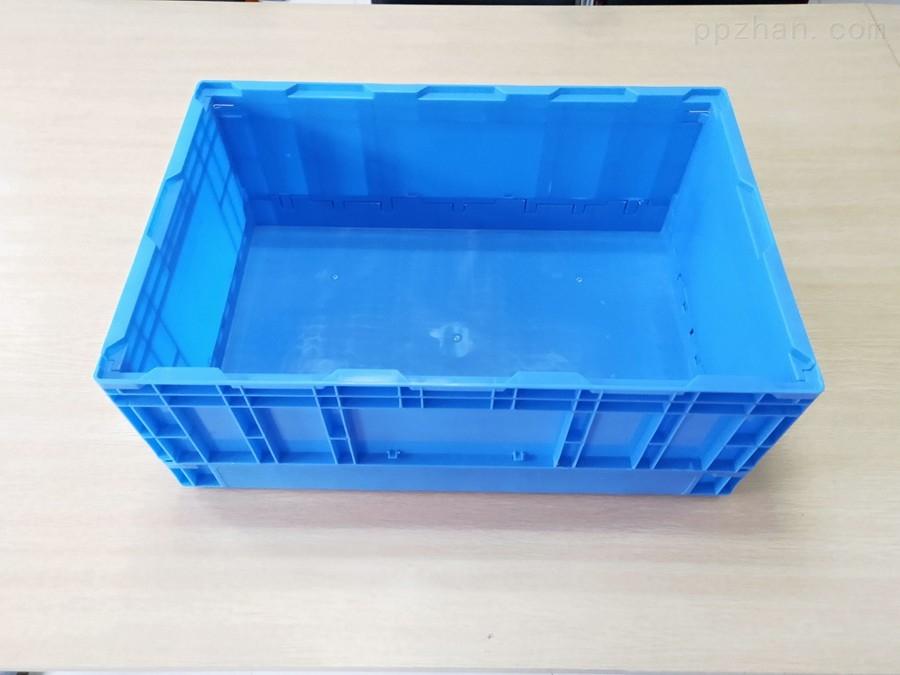 苏州迅盛内倒式折叠箱S806A塑料箱厂家定制