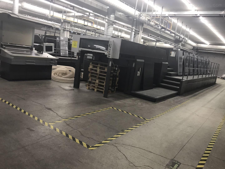 深圳二手海德堡印刷机XL105-8型,XL105-8型
