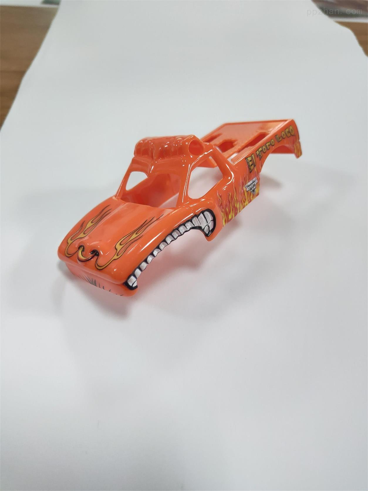 盛煌科落差不掉色小车模型印刷uv打印机