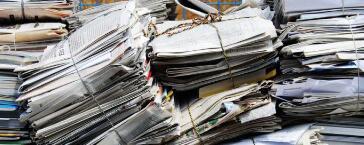 废纸管理全球市场概述