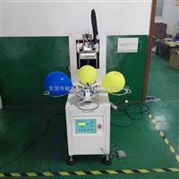 广州气球丝印机转盘式吹气丝印