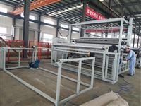 三维排水网生产线应用广泛