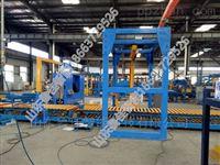 砖厂自动缠膜打包机可实现无底托打包