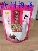 振鑫桂花红糖彩印包装袋厂家鸡翅铝箔袋价廉
