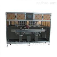 全自动转盘移印机丝印机带机械手印刷机厂家